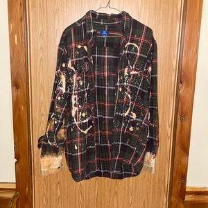 Woman's plus size flannel size 2XL